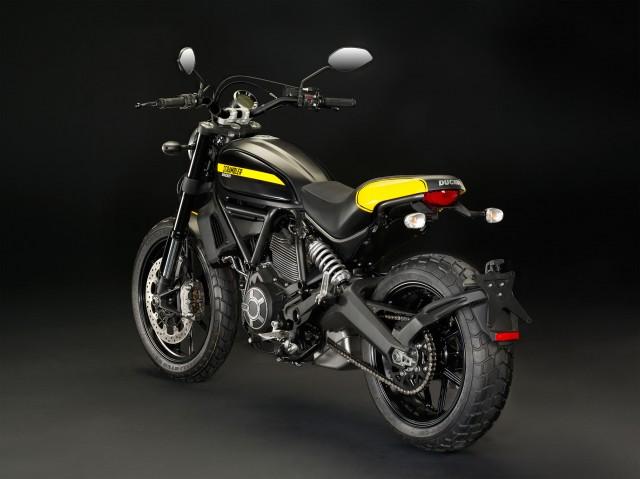 Ducati Scrambler (Foto: Divulgação)
