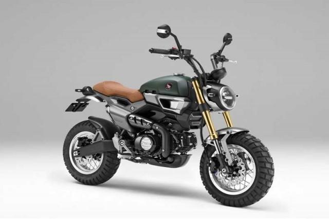 Honda-Grom-50-Classic