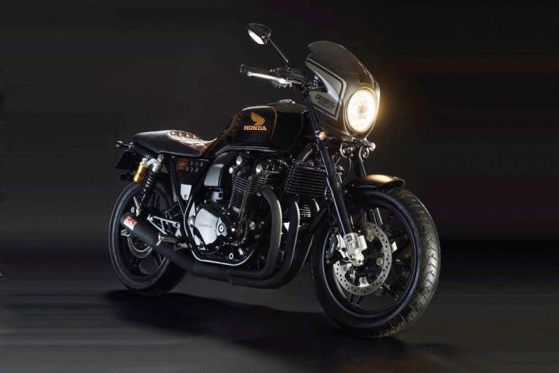 Honda CB 1100 Badseeds Lee 01