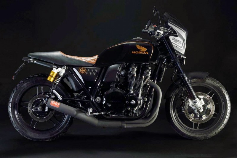 Honda CB 1100 Badseeds Lee 02