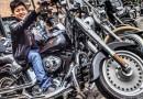 Fat Boy® é um dos modelos favoritos dos apaixonados pela Harley-Davidson