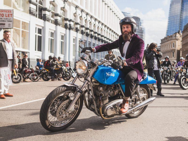 Triumph – Distinguished Gentleman's Ride