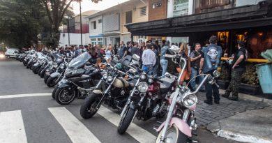Steel Bar, o point dos motociclistas em Moema