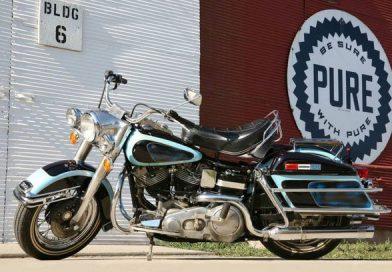 Harley-Davidson de Elvis Presley será leiloada