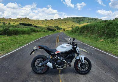 Monster 797 é a porta de entrada para o mundo de alta performance da Ducati