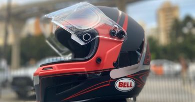 Primeiras impressões do capacete Bell Eliminator