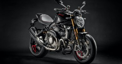 Ducati Monster 1200 S agora na cor Black