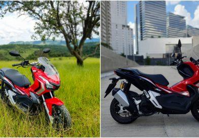 Honda ADV é a scooter que foge do tradicional